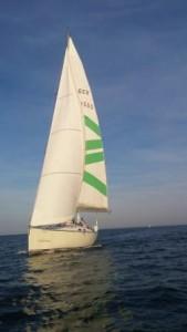 Hennings von vorne ohne anderes Boot